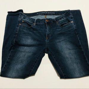Articles of Society skinny denim jeans Sz 30